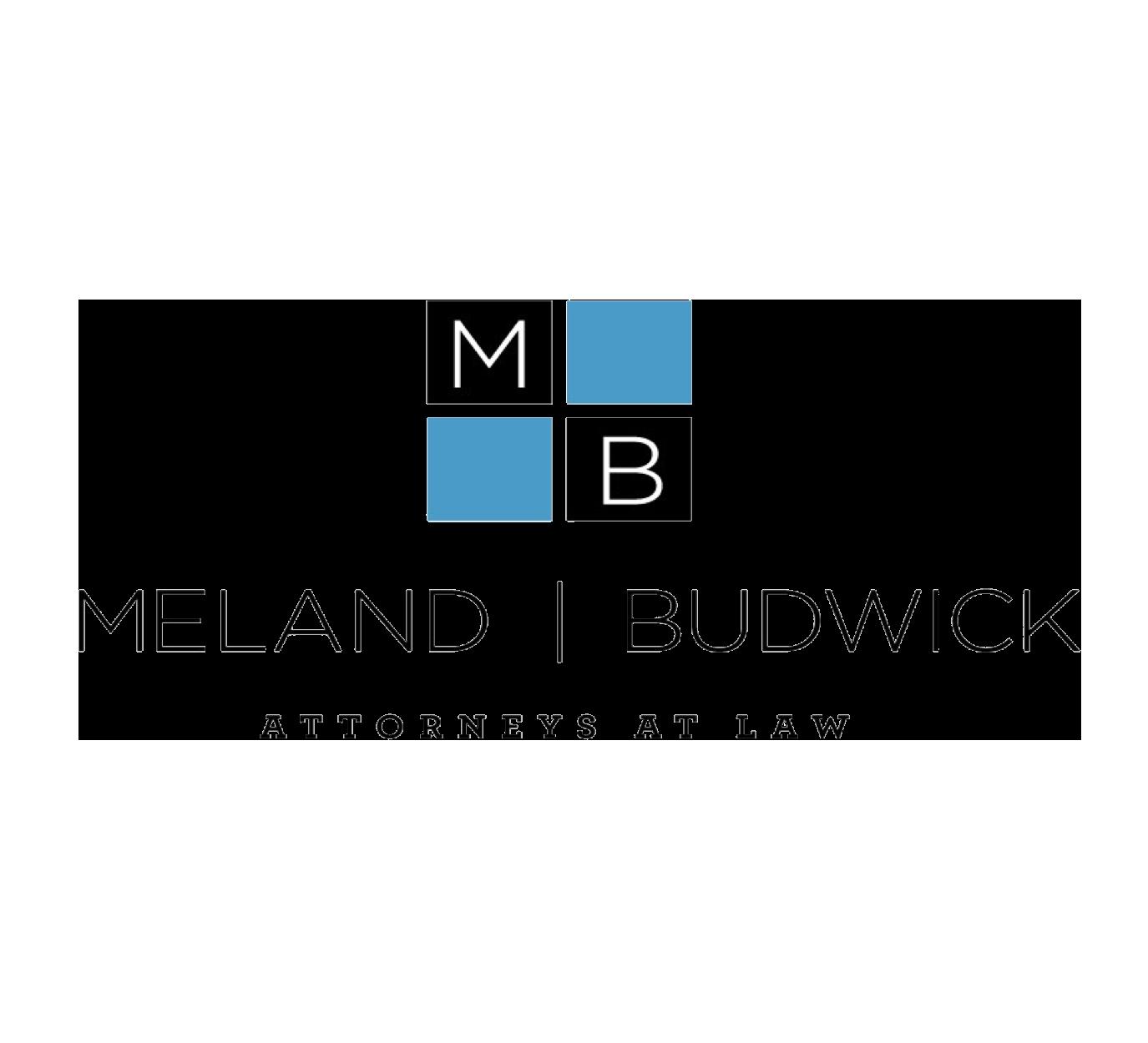 Meland Budwick LogoLogo