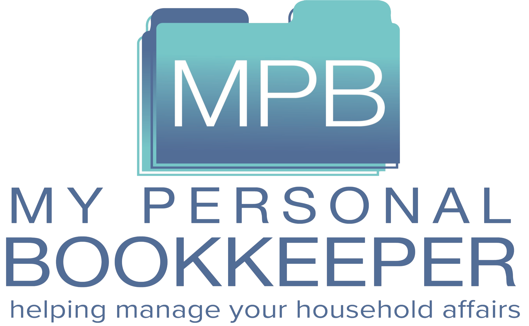 My Personal Bookkeeper Logo