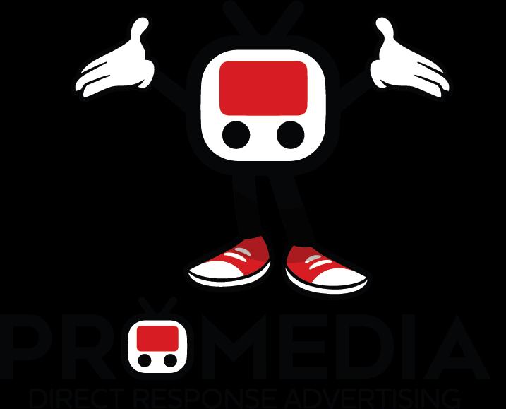 Promedia Direct Response Advertising Logo
