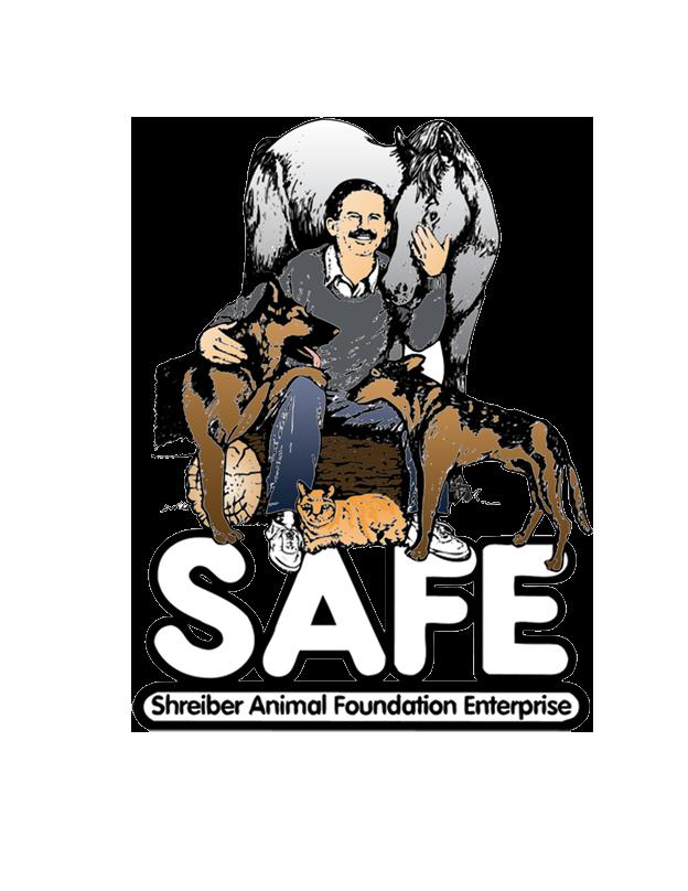 Shreiber Animal Foundation Enterprise Logo