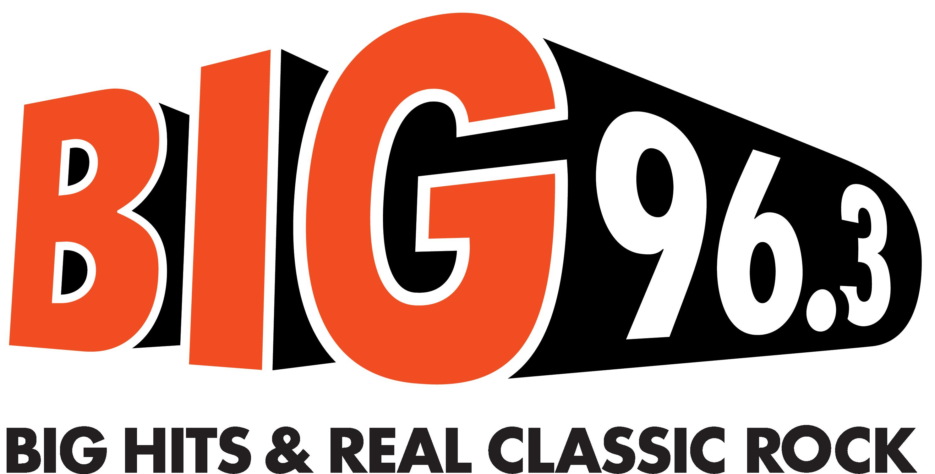 Big 96.3 Kingston Logo