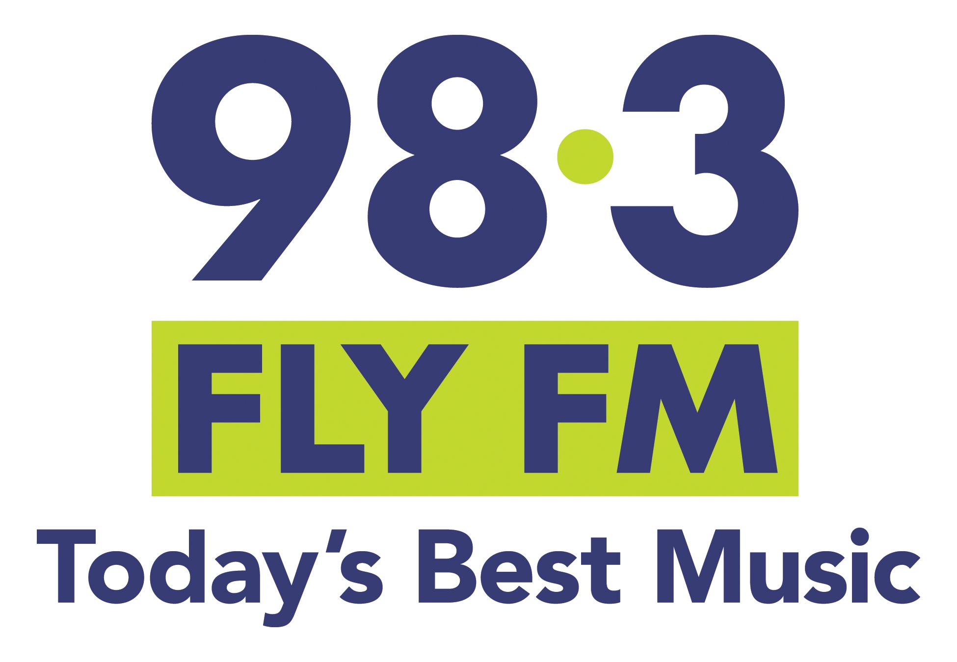 Kingston 98.3 Fly FM Logo