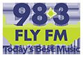 98.3 Fly logo