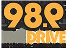 98.9 Drive logo