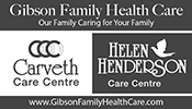 Gibson Family Health logo