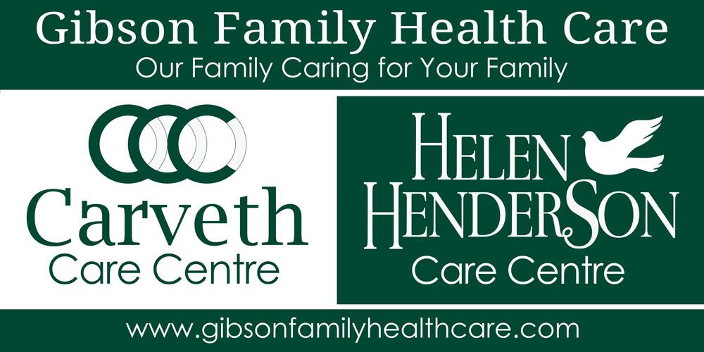 Gibson Family Health Care Logo