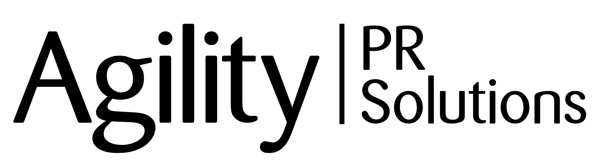 Agility PR Solutions Logo