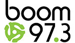Boom 97.3 logo - link opens in new window