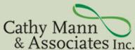 Cathy Mann & Associates logo - link opens in new window