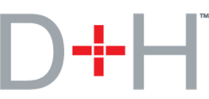 D+H logo - link opens in new window