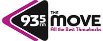 Move 93.5 logo - link opens in new window