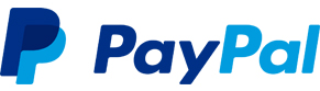 PayPal logo - link opens in new window