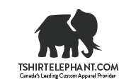 T-shirt Elephant - link opens in new window