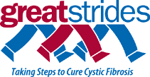 Great Strides Logo