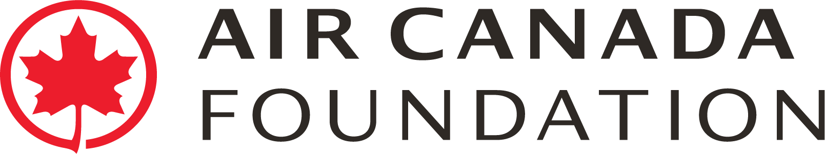 Air Canada Foundation.