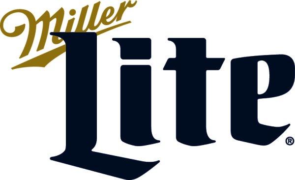 Miller lite beer.