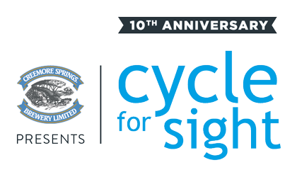 Tenth anniversary Creemore Springs Brewery Limited presents Cycle for Sight