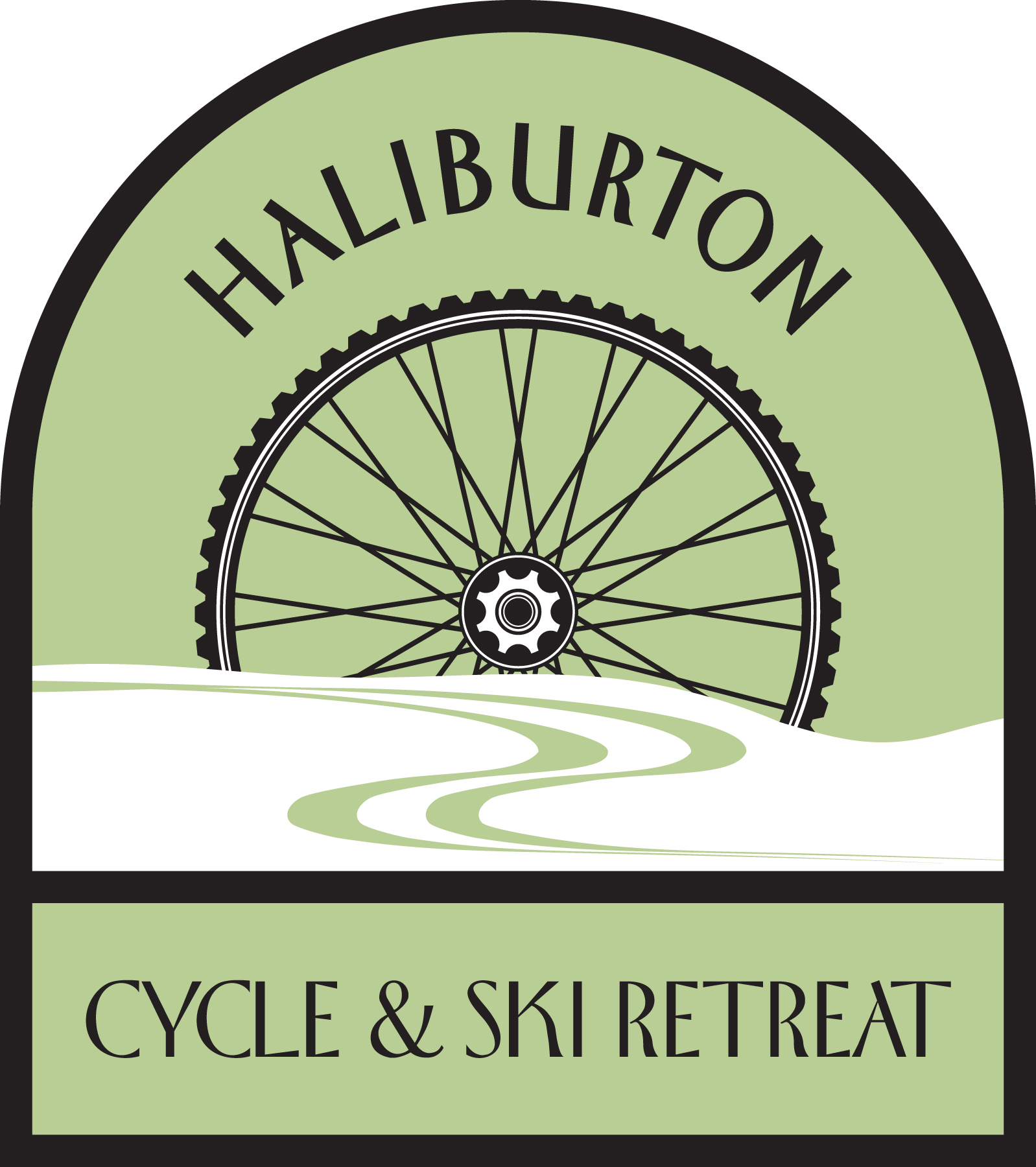 Haliburton Cycle and Ski Retreat logo
