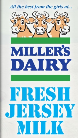 Millers Dairy logo