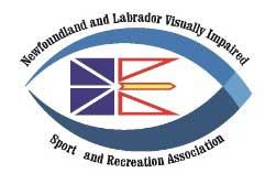Newfoundland and Labrador Visually Impaired Sport and Recreation Association logo