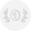 Received first donation badge