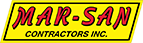 Mar-San Contractors Inc Logo