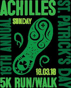 St Patricks Race Logo