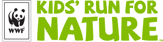 WWF-Canada's Kids' run for nature.