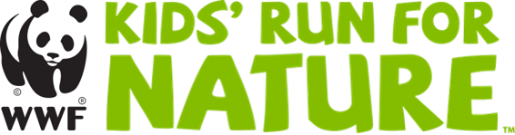 Kids' run for nature.