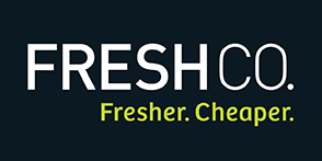 Fresh co. Fresher. Cheaper.