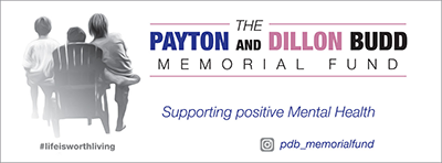 The Payton and Dillon Budd Memorial Fund Logo
